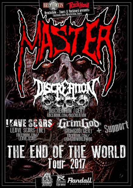 End Of The World Tour 2017